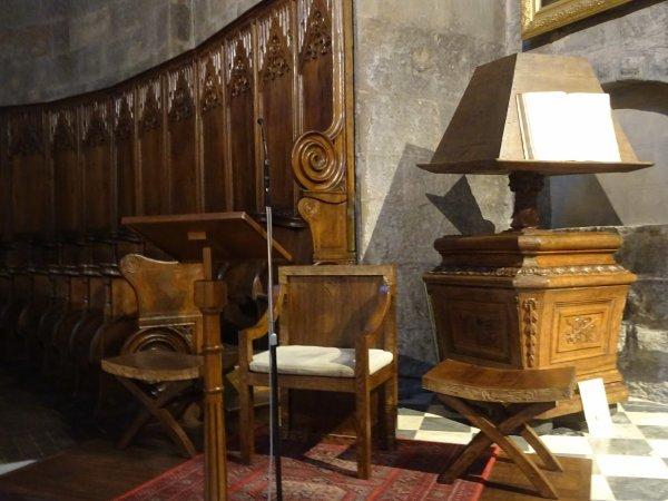 La Cathédrale Saint-Léonce