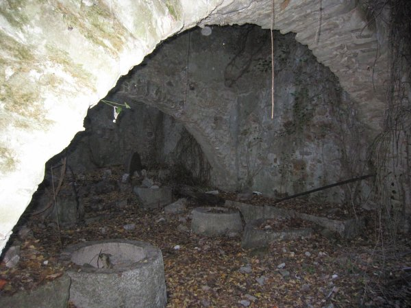 Un petit trèsor bien caché : l'ancien moulin