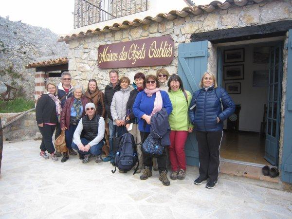 Coco, Domi, Denise, Hélène, Pascal, Jean-Claude, Rolande, Marileine, Monique, Joëlle, Nicole et Brigitte