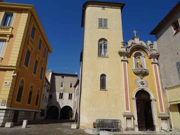 Cathédrale la plus petite de France