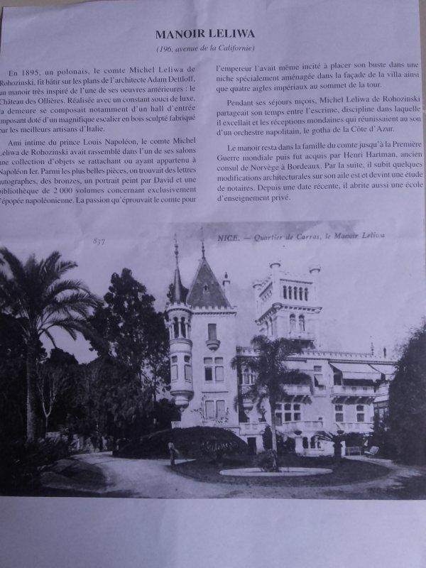 Manoir Leliwa