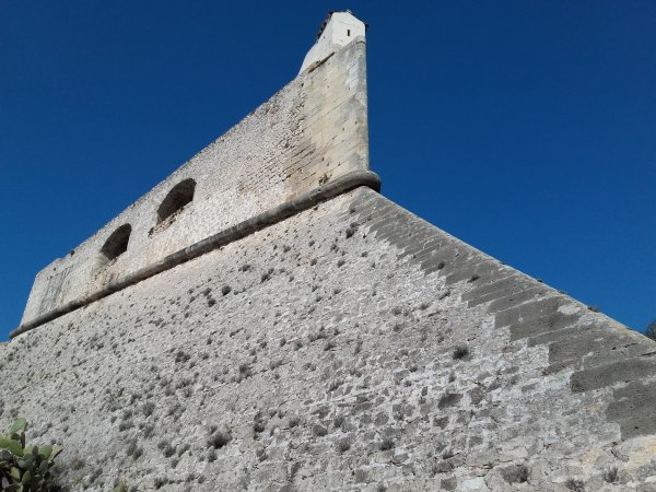 Visite guidée du Fort Carré d'Antibes