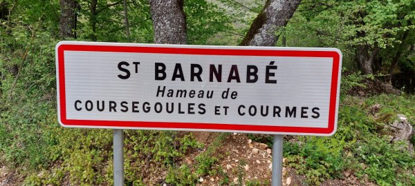 **********BALADE - PATRIMOINE A SAINT-BARNABE LE 16/05/2021**********