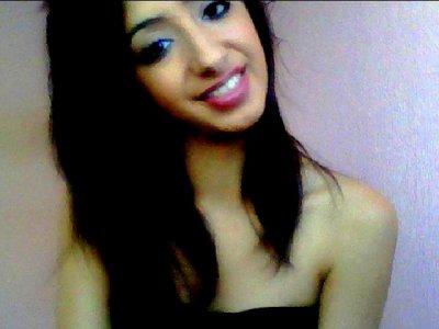 """Ton plus beau mensonge, ton sourire"""