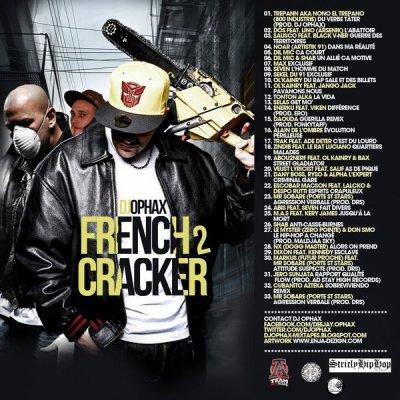 """Découvrez SAUSCO dans la mixtape de DJ OPHAX """"French Cracker 2"""""""