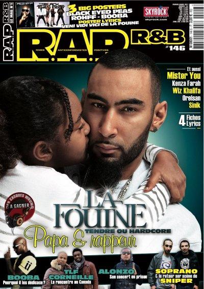 Chronique de SAUSCO dans le magazine R.A.P. R&B le 4 Février 2011 pour LA METHODE DU DISCOURS