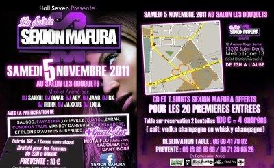 SAUSCO en concert le 5 Novembre 2011 à Saint-Denis (93)