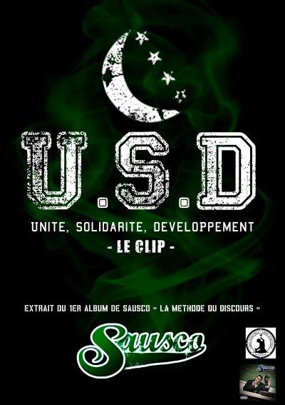 U.S.D.(Unité, Solidarité,Développement) le clip sera en éruption bientôt....