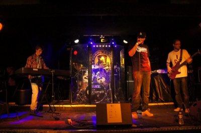 SAUSCO en concert à la scène Bastille (Paris/75) pour le festival Emergenza le Samedi 21 Avril 2012 à 19h30