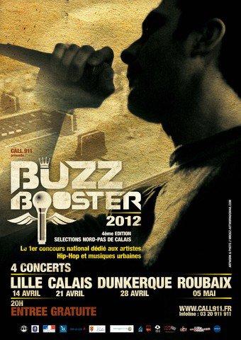 SAUSCO en concert le 28 Avril 2012 au tremplin Buzz Booster aux 4 Ecluses (Dunkerque/59)