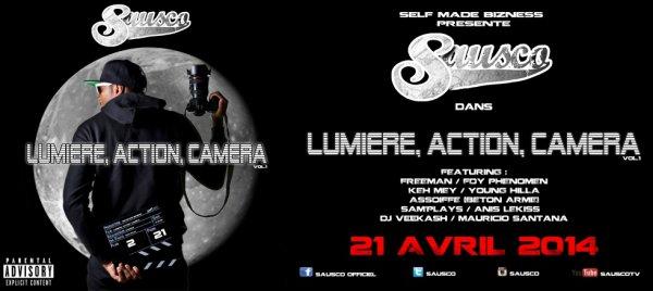 """""""Lumière,Action,Caméra,Vol."""" repoussé au 21 Avril 2014"""