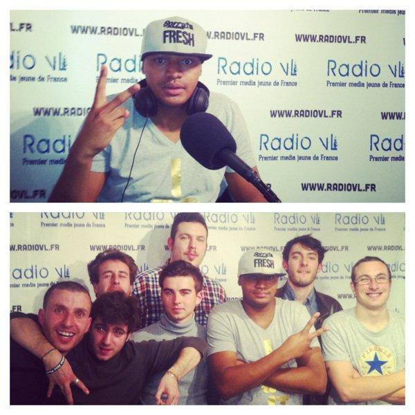 Sausco invité d'Eurofoot #7 sur Radio VL