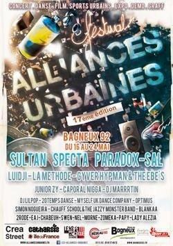 Sausco au festival des Alliances Urbaines de Bagneux