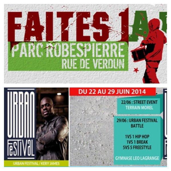 Sausco en concert à Bagneux et Clichy les 21 et 22 Juin 2014
