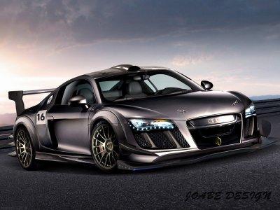 La Belle Voiture De Sport Et De Luxe Elle Sapelle Audi R8 Blog De The0