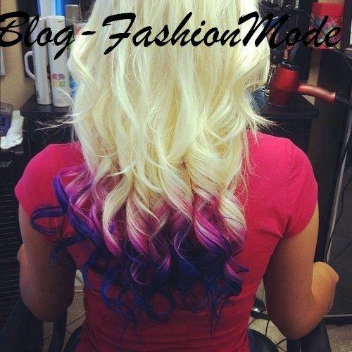 Pour toi brenda2222 : Ombré hair
