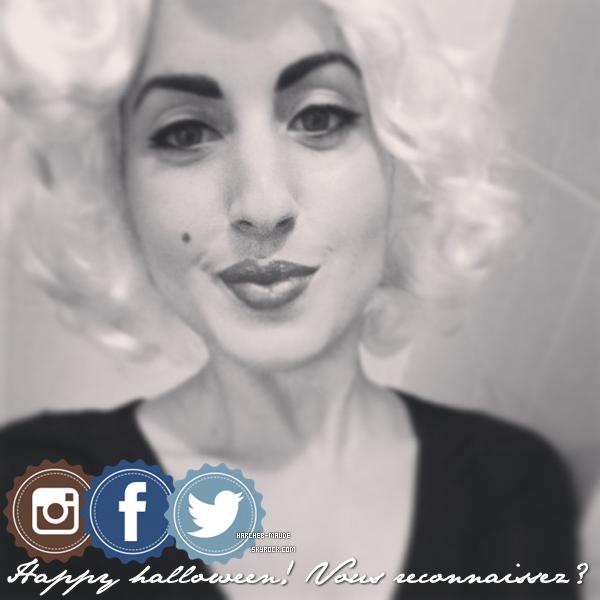 """""""Comme un air de Marilyn Monroe"""""""