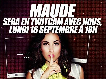 Twitcam | 16 septembre 2013 | Nrj