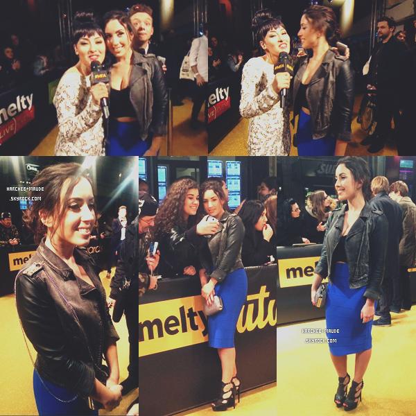 Melty future awards   28 janvier 2015   Paris