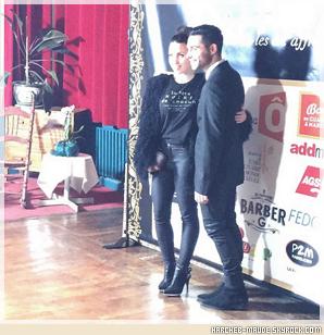 Maude et Alban | 27 mars 2015 | Gala de charité
