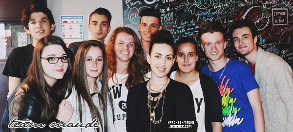 Rencontre 2 avec Maude | 15 avril 2014  | Paris