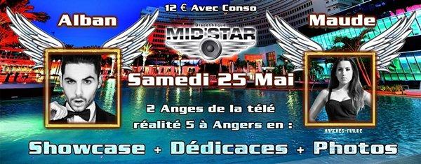 Showcase   25 mai 2013   Mid Star d'Angers