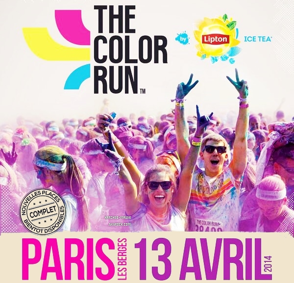 The color run | 13 avril 2014 | Paris
