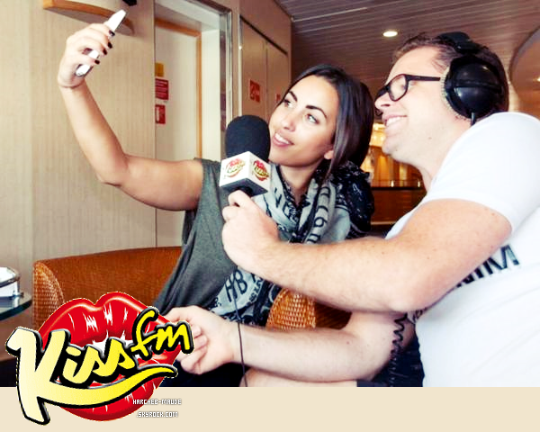 Weekend de stars avec Kiss FM | Croisière sur le Danielle Casanova