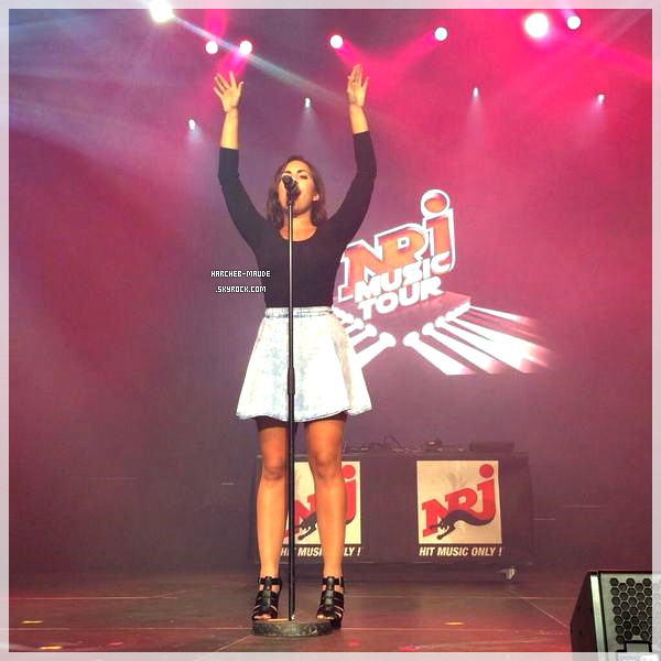 Nrj music tour | 10 octobre 2014 | Vendée