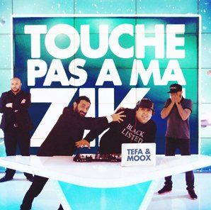 Tu me donnes le tournis | Maude feat Kevin Lyttle (turn me on) | Touche pas a ma Zik