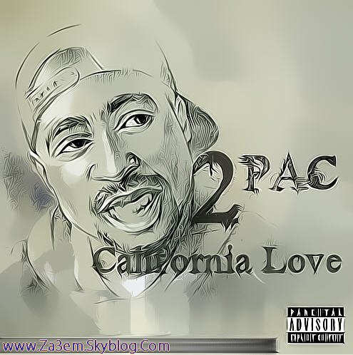 2Pac - California Love 2011
