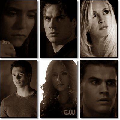 The Vampire Diaries Saison 3 Fiction   Episode 1 Partie 2