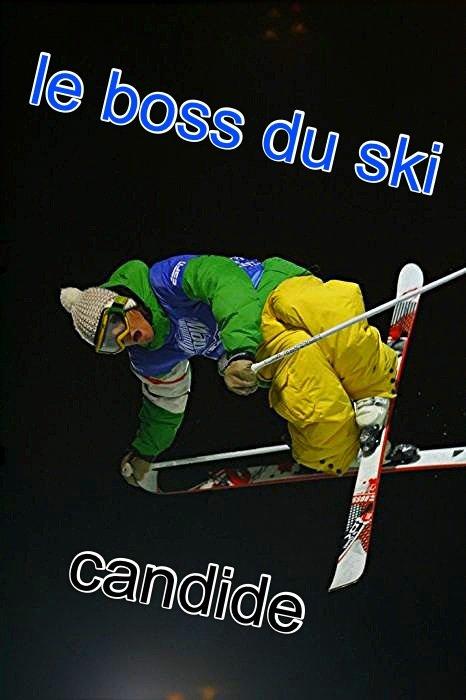 Le boss du ski!!!