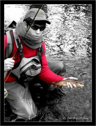 NH fishing team