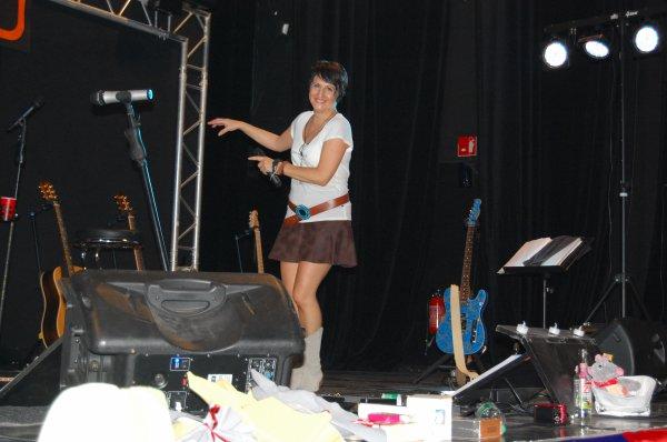 "Initiation Bal du 12/9 à Neuves-Maisons : ""Reggae Boat"" Chorégraphie Rob Fowler"