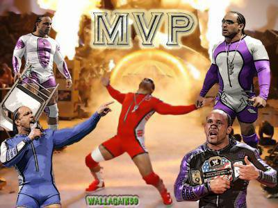 MVP un catcheur