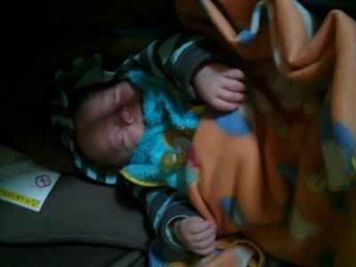 mon bébé a 1 semaine et 3jours