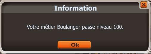 Up 100 boulanger