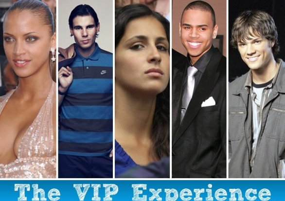 ♥The VIP Experience♥