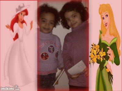 mes filles d'amour