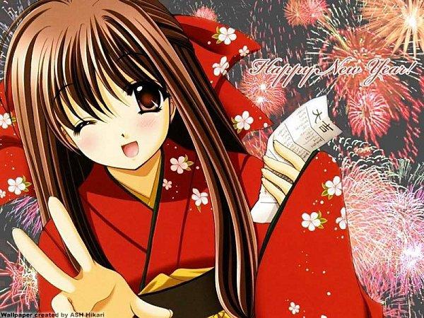 Bonne Année 2013 !!! Mes fidèles blogueurs ^_^*