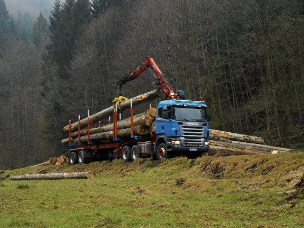 Scania r470 grumier