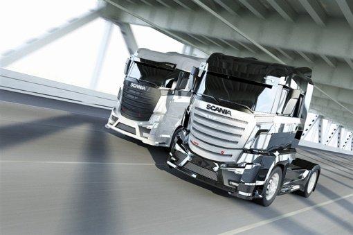 Scania prototype