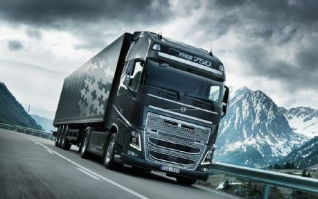 Volvo fh16 2013