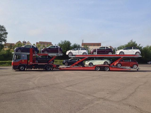 News camions chez Uniroute