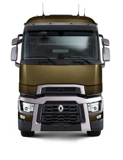 New Renault Range T