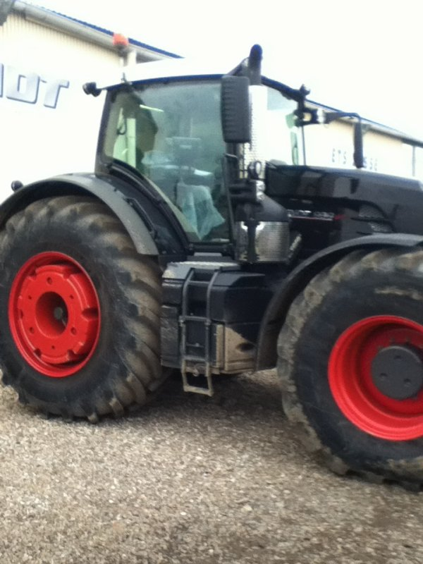 Fendt 939 black beauty