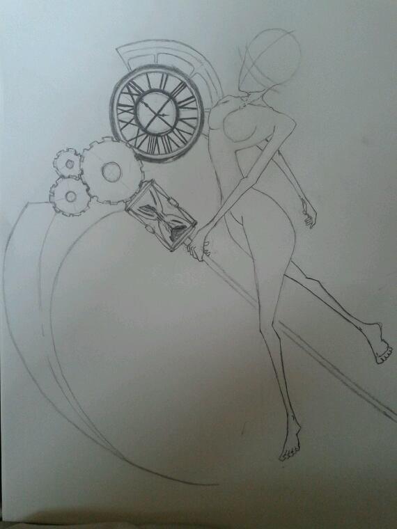 Manga : gardienne du temps
