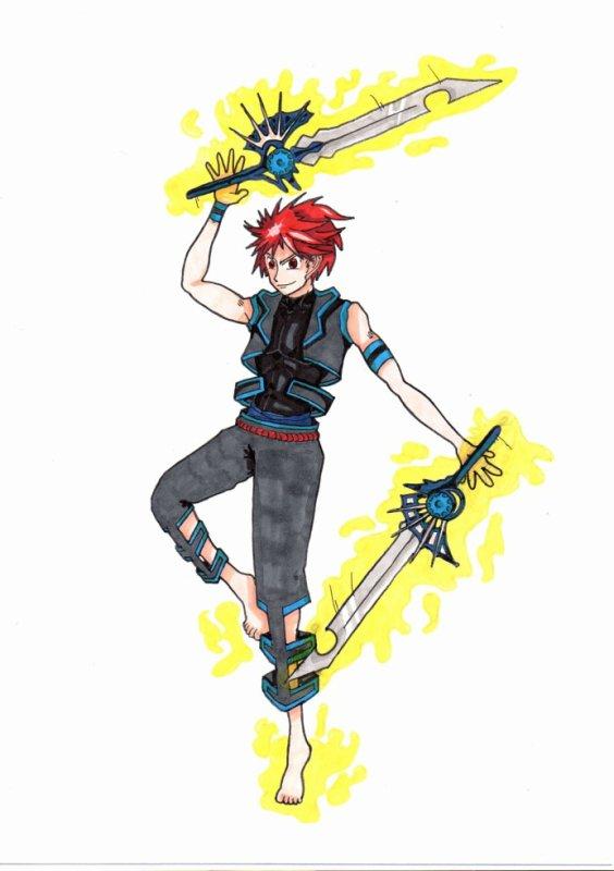 swordsman (épéiste)