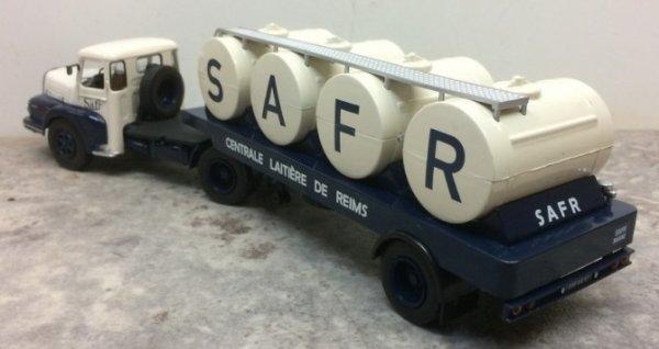 le UNIC SAFR laiterie